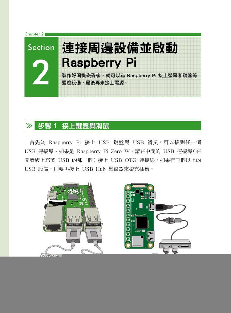 Raspberry Pi 好好玩不卡關!開直播‧玩 NAS ‧ 手機監測器 ‧ 遙控推土機 ‧ 自動PO文機 ‧ 防盜系統輕鬆搞定-preview-2
