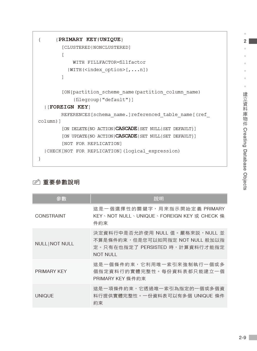 MTA Database Fundamentals 資料庫管理 國際認證教戰手冊 (98-364)-preview-11