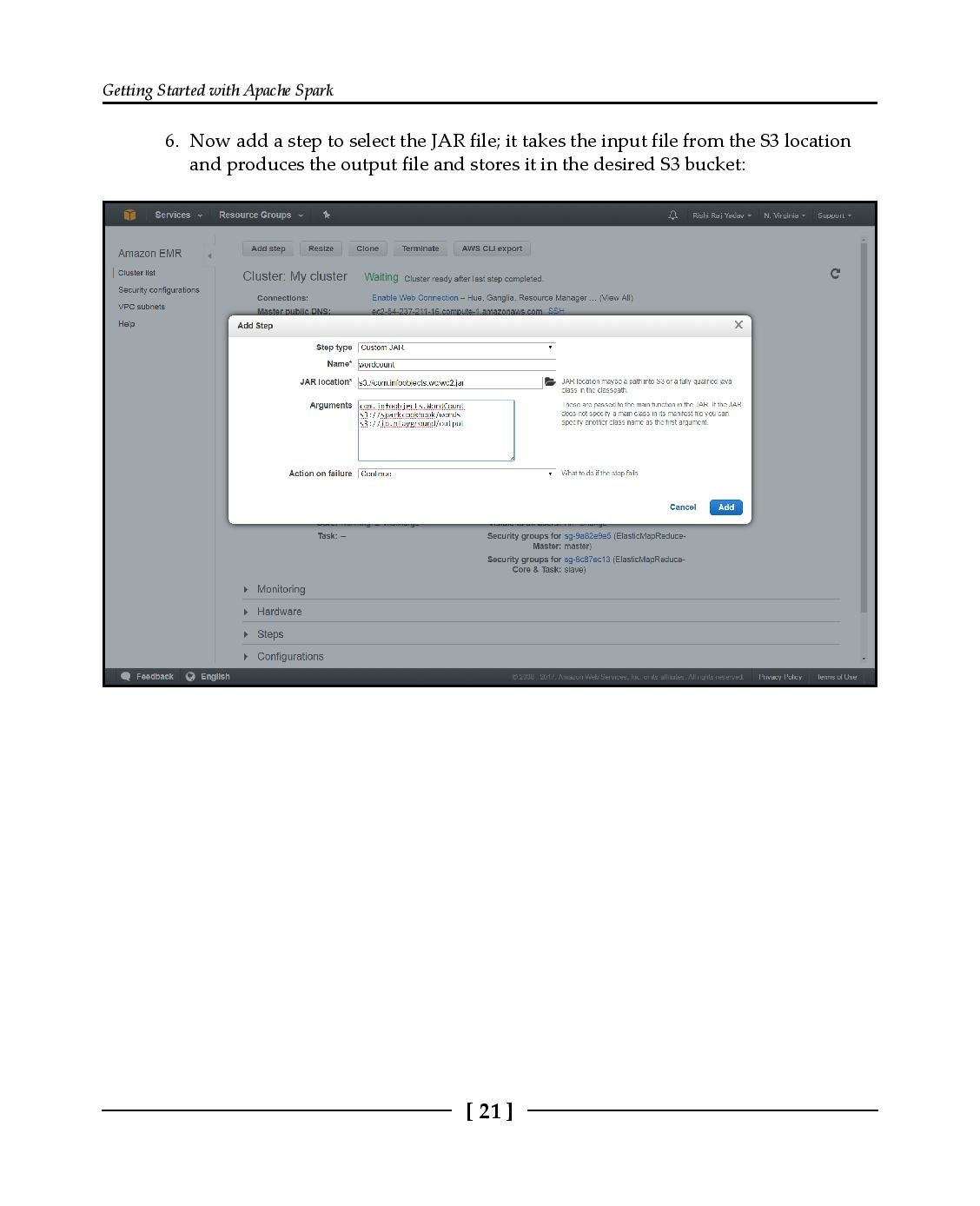 Apache Spark 2.x Cookbook-preview-22