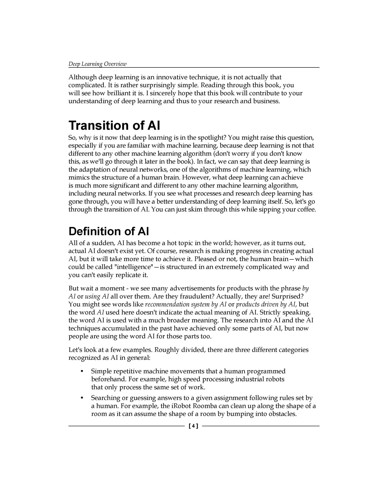 Deep Learning: Practical Neural Networks with Java-preview-8