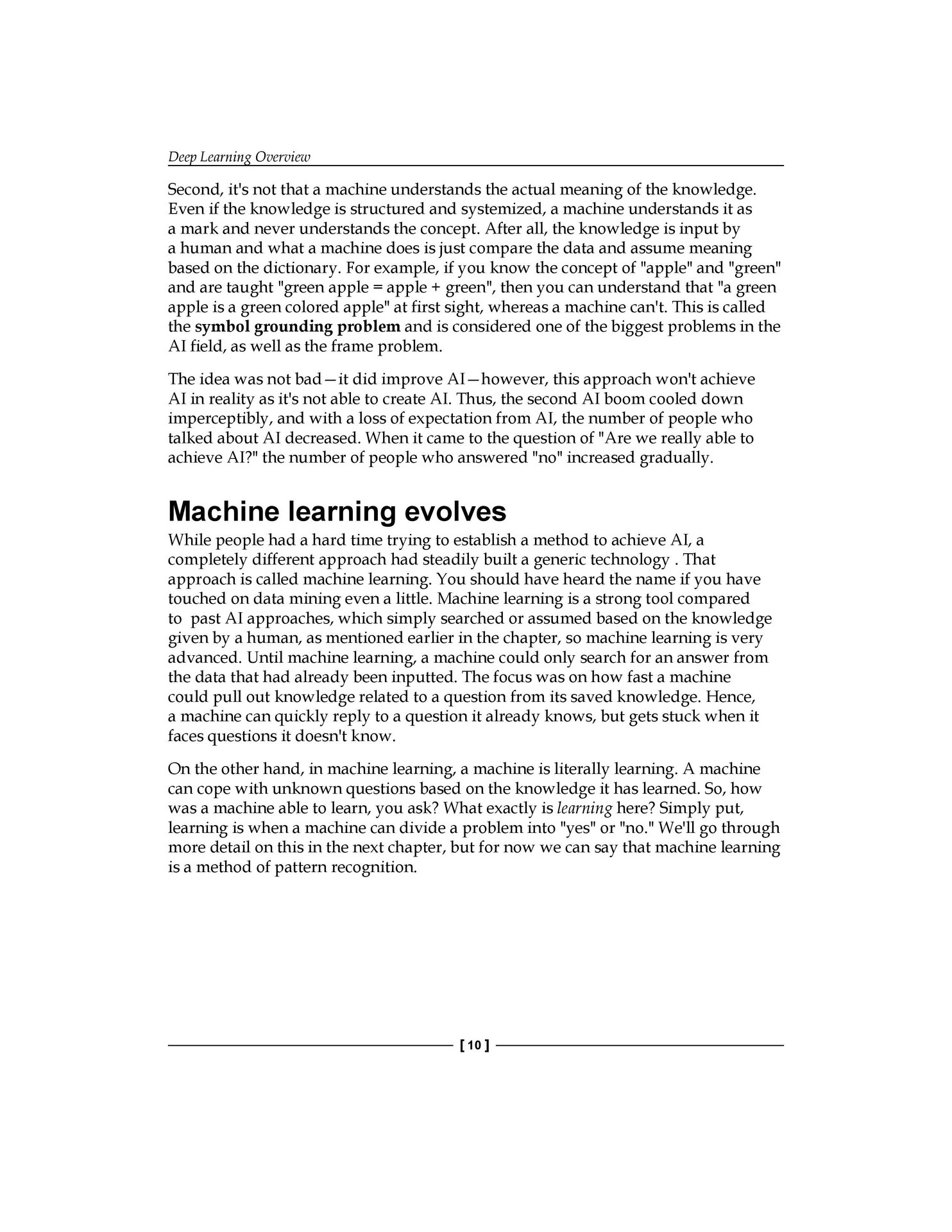 Deep Learning: Practical Neural Networks with Java-preview-14
