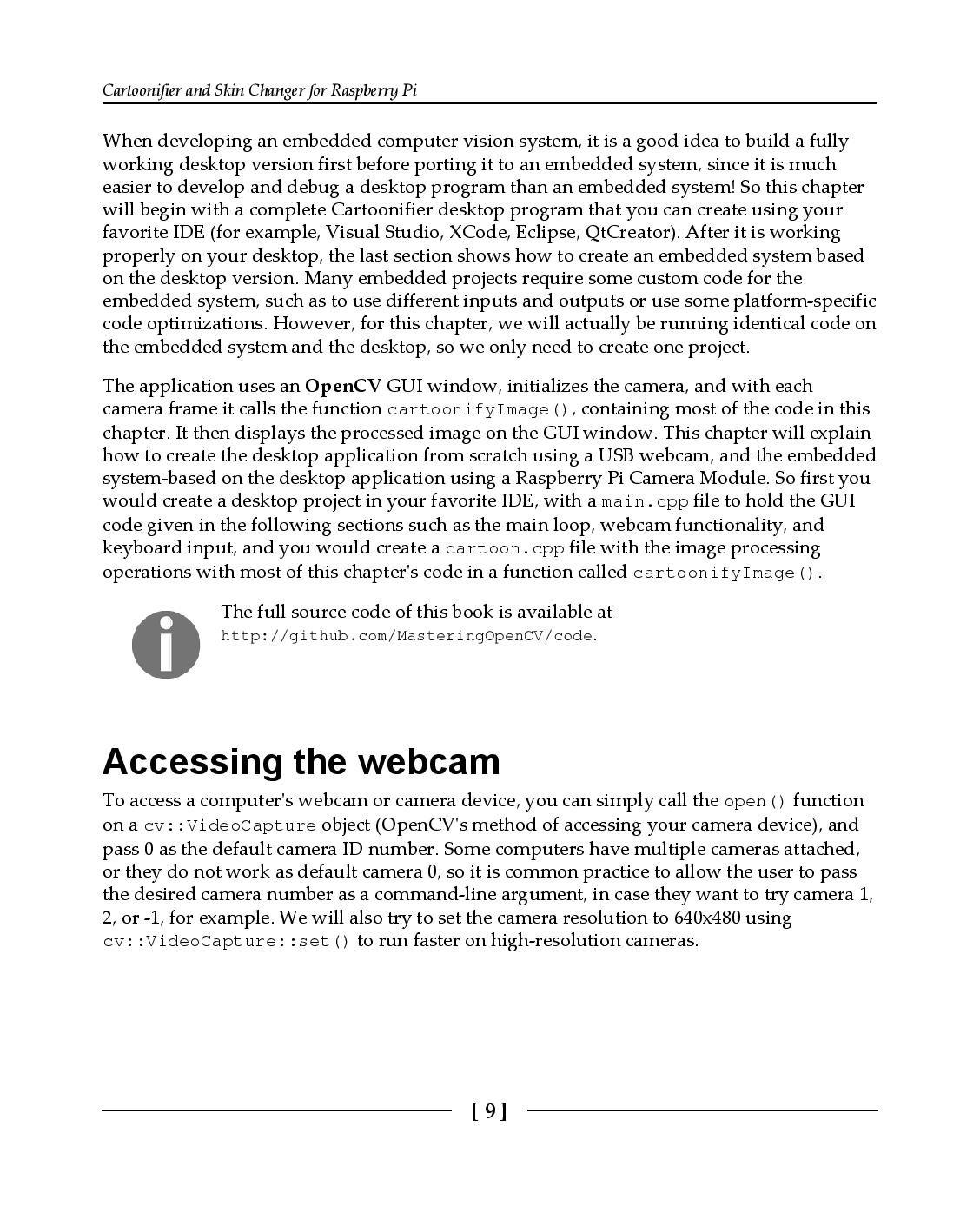 Mastering OpenCV 3, 2/e (Paperback)-preview-7
