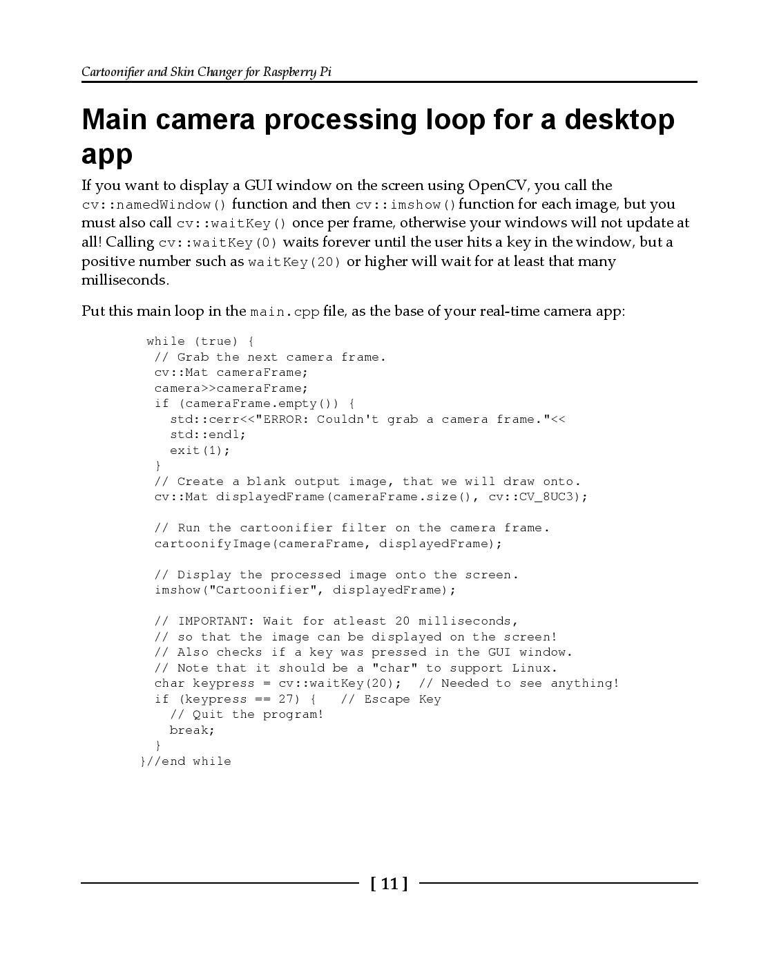 Mastering OpenCV 3, 2/e (Paperback)-preview-9