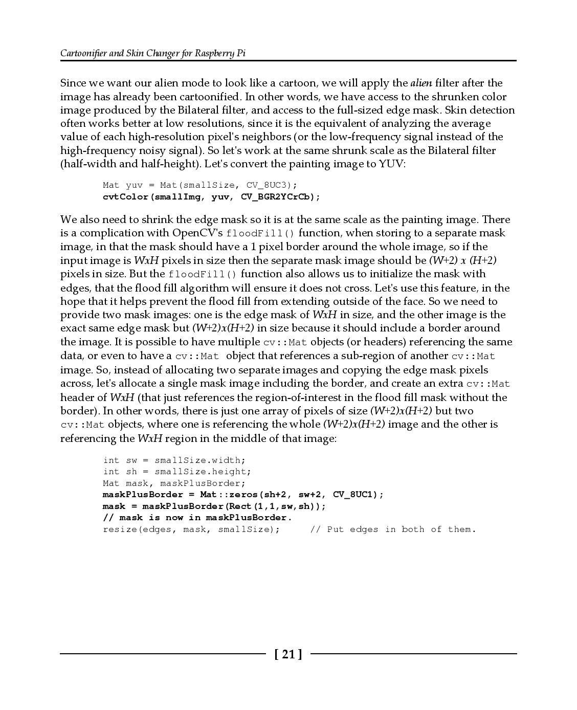Mastering OpenCV 3, 2/e (Paperback)-preview-19