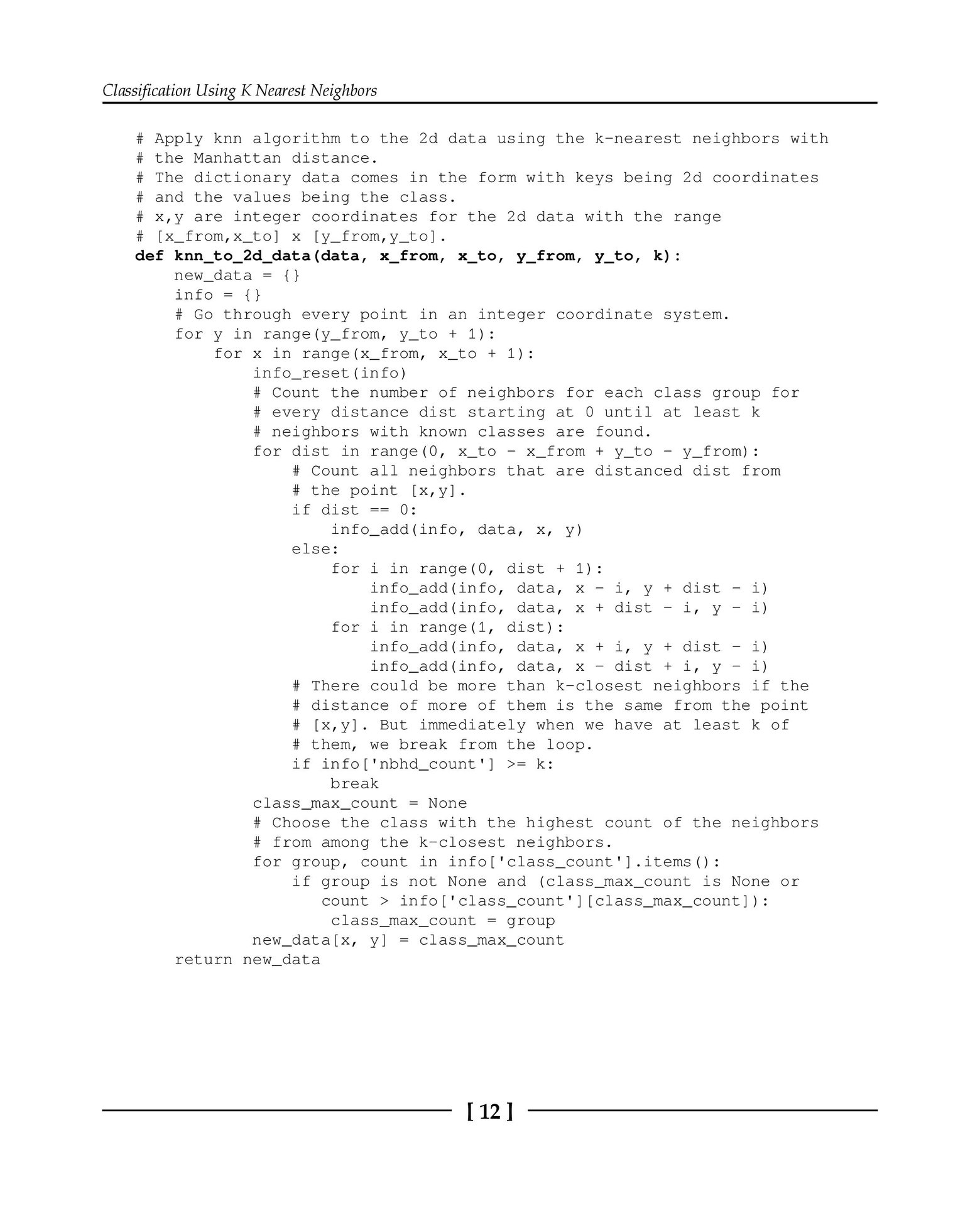 9781787284586 data science algorithms in a week page 024