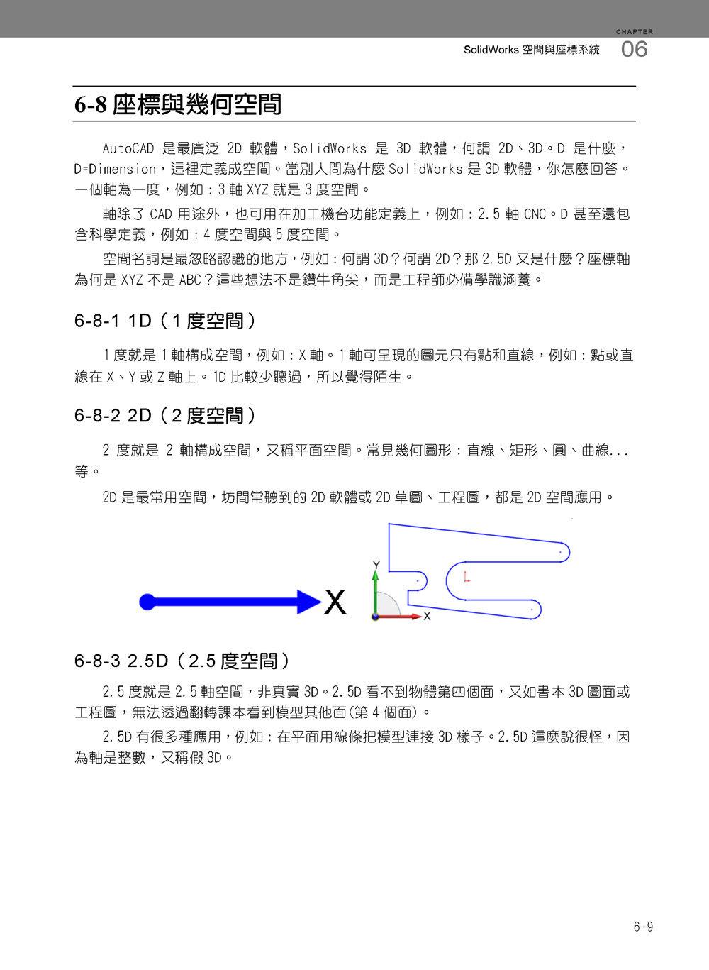 SolidWorks專業工程師訓練手冊[1]-基礎零件, 2/e-preview-1