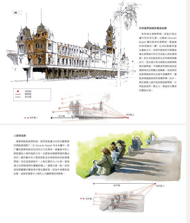 透視繪畫聖經: 插畫家、建築師必學的透視力完全解析-preview-5