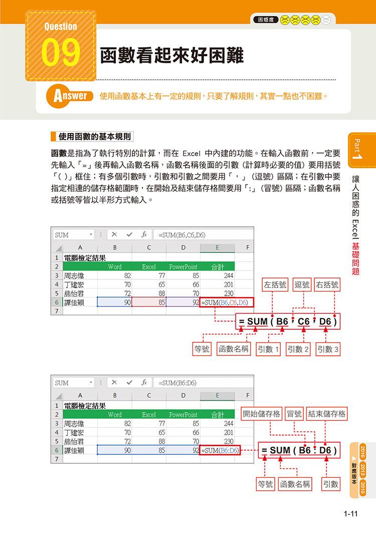 職場必備超省時 Excel 問題解決便利技 效率 UP-preview-1