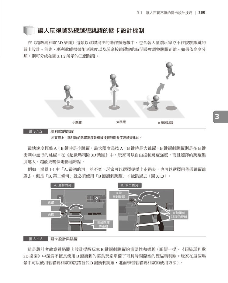3D遊戲設計全攻略:遊戲機制×關卡設計×鏡頭訣竅-preview-9
