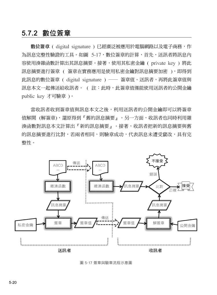 資訊安全概論, 3/e-preview-2
