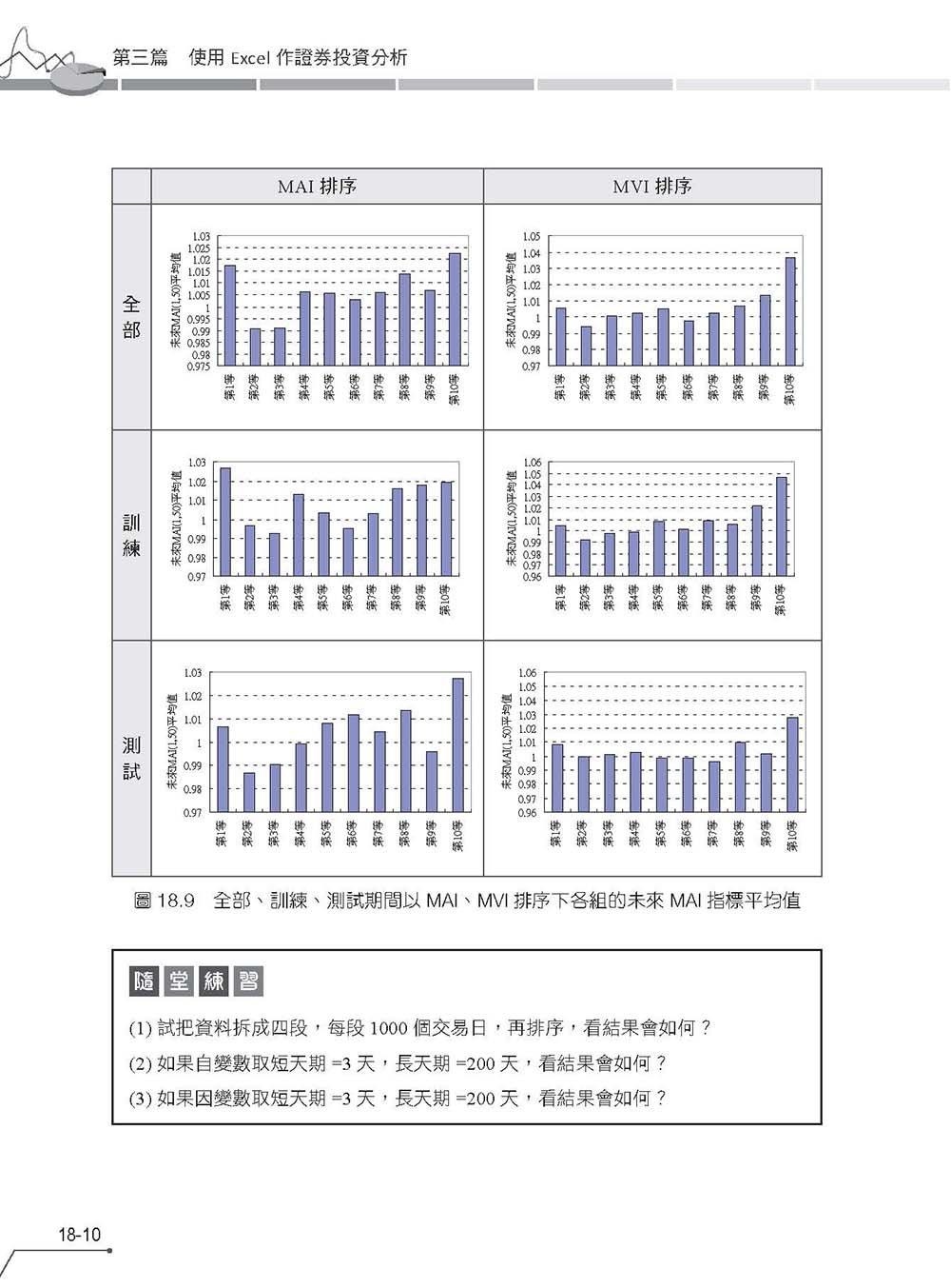 證券投資分析:使用 Excel 實作-preview-10
