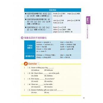圖解表列 基礎英文文法-preview-5