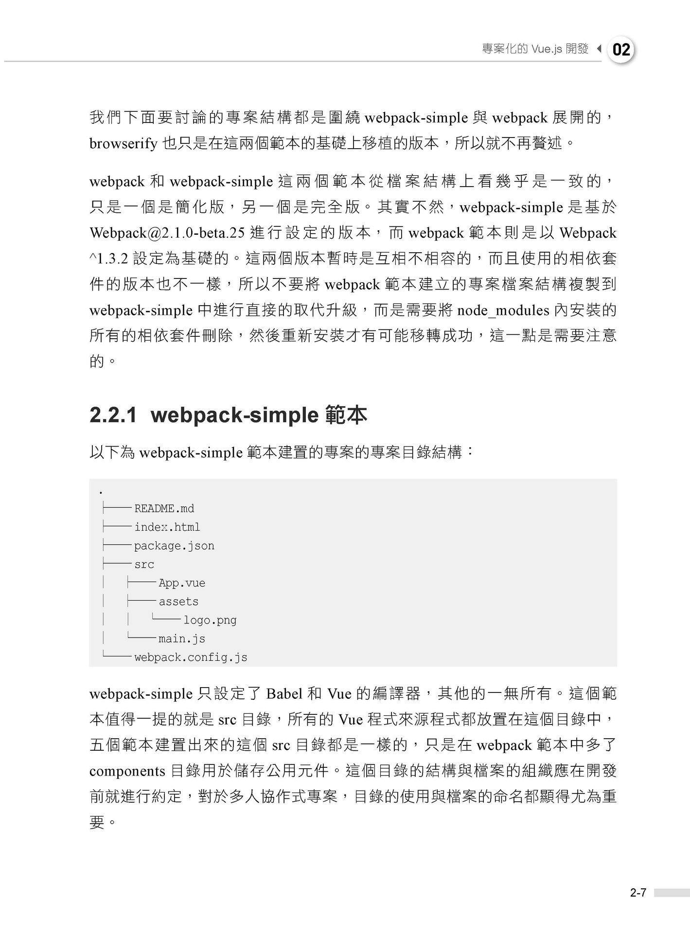 前端設計範式三大天王之 Vue.js-preview-6