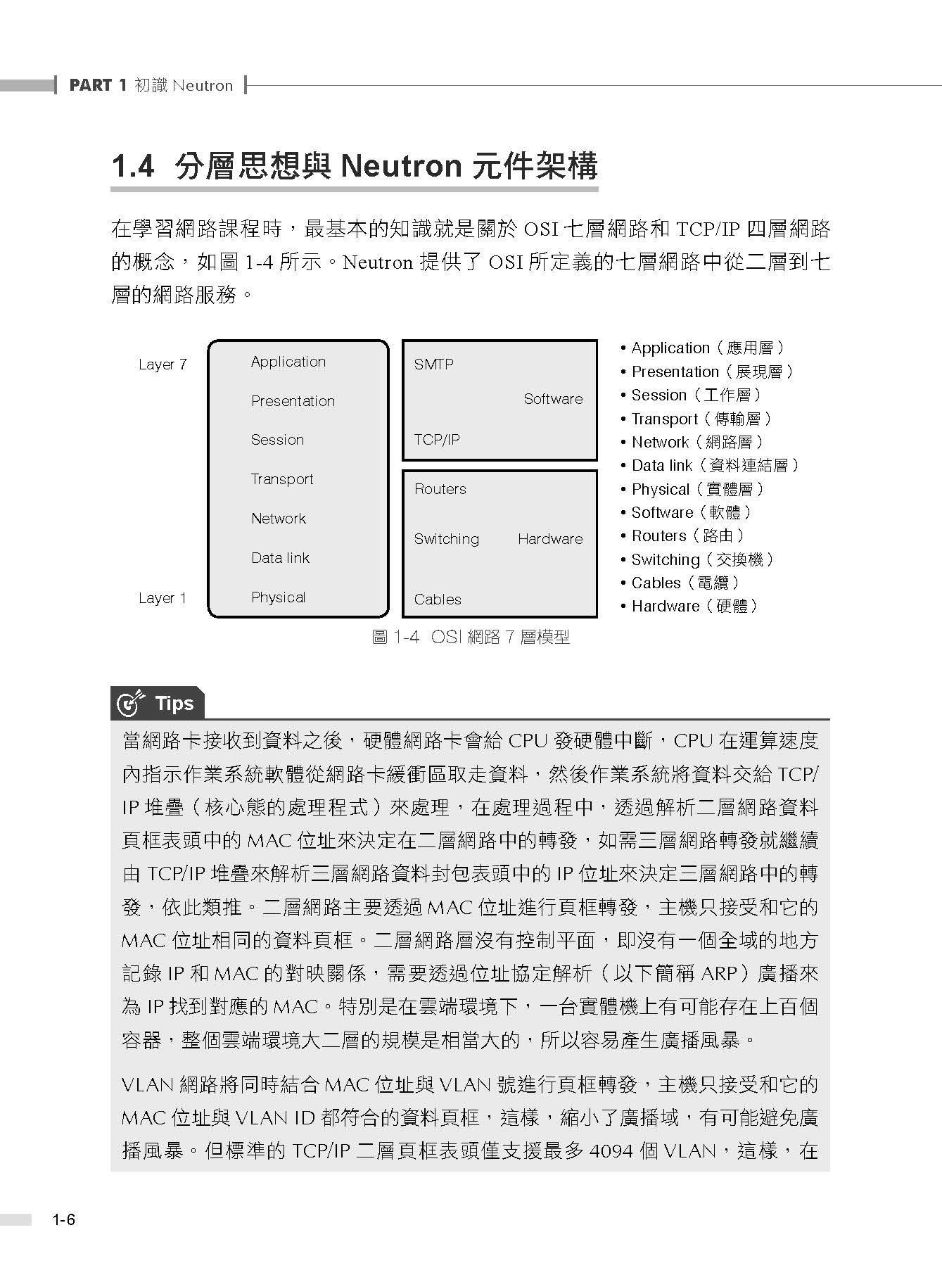 暢遊雲端網路世界:OpenStack Neutron 技術內幕-preview-3
