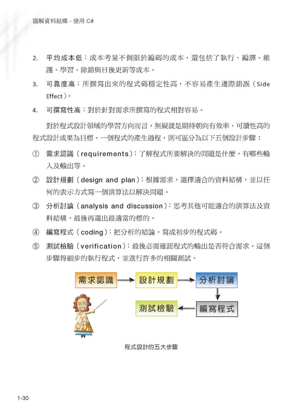 圖解資料結構 -- 使用 C#-preview-16
