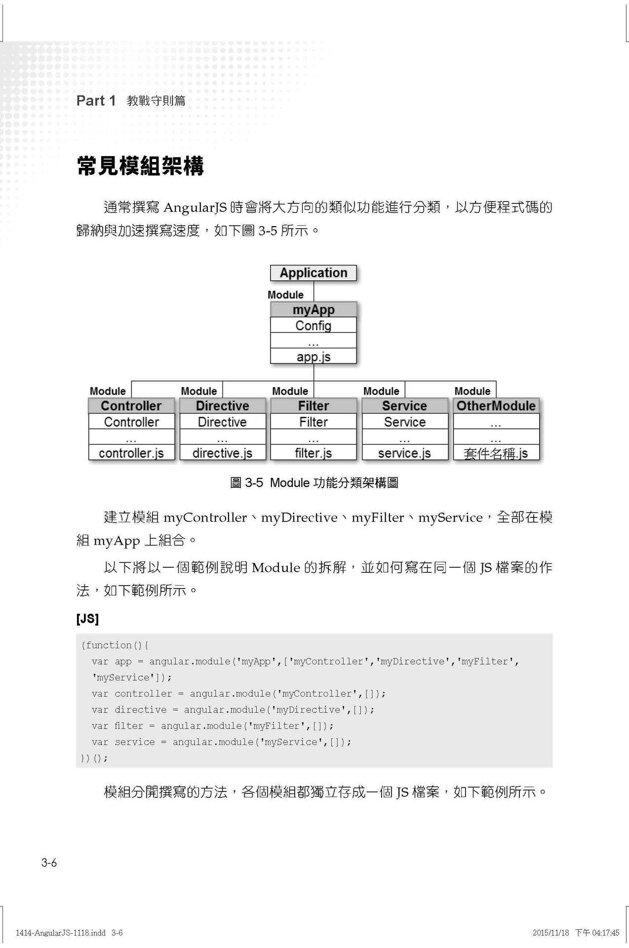 經典實戰手冊:AngularJS 全攻略 (舊名: AngularJS 快速上手-- 實務範例教學)-preview-8