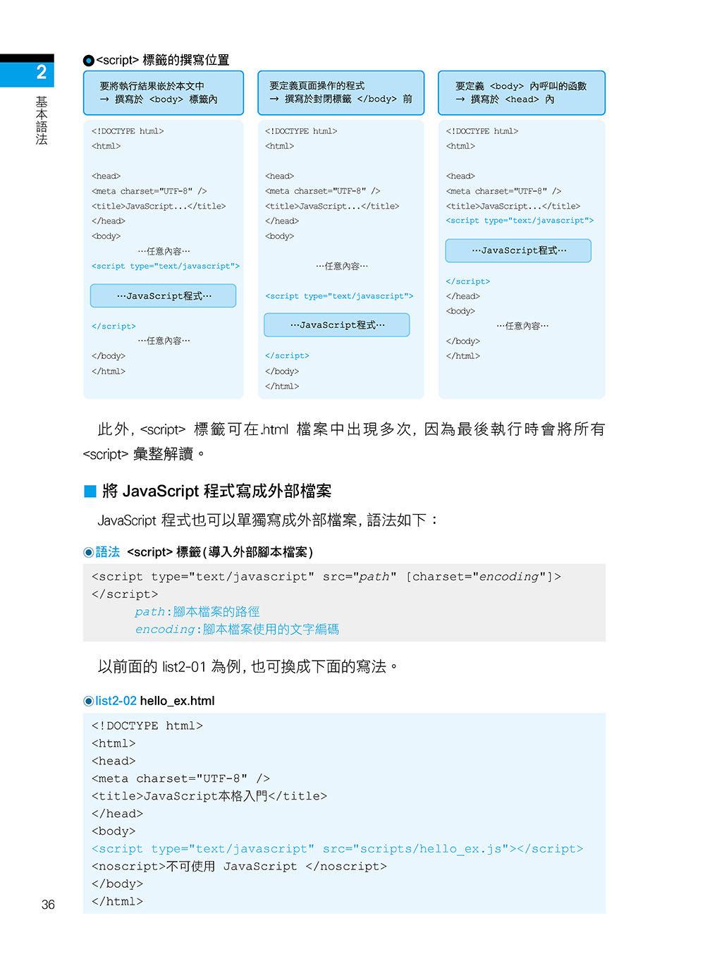 新一代 JavaScript 程式設計精解 -《對應 ECMAScript 全新語法標準》-preview-3