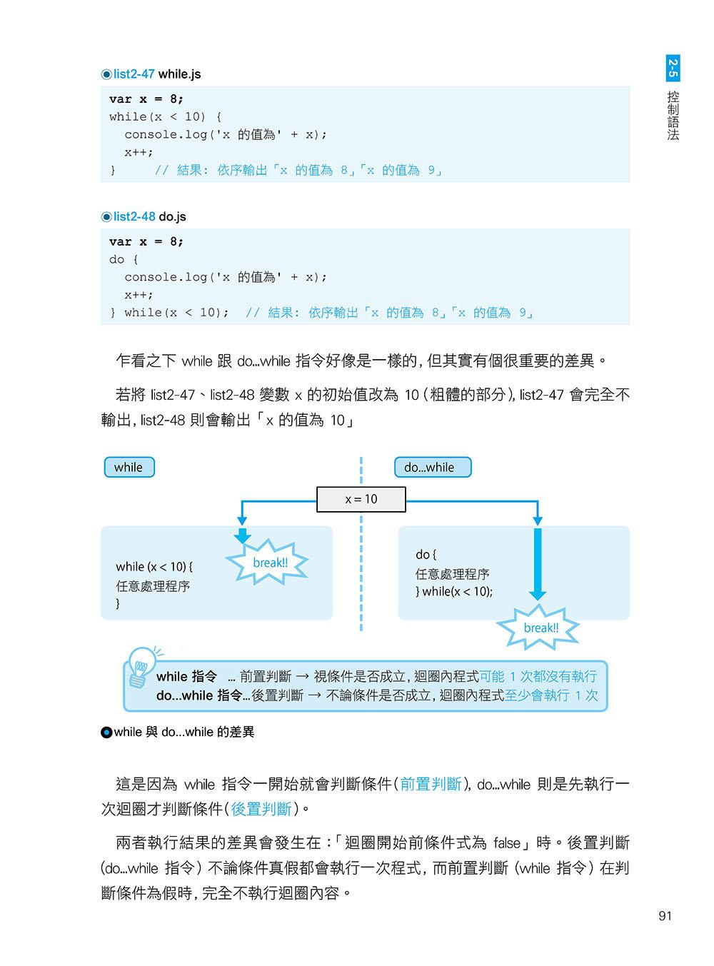 新一代 JavaScript 程式設計精解 -《對應 ECMAScript 全新語法標準》-preview-7