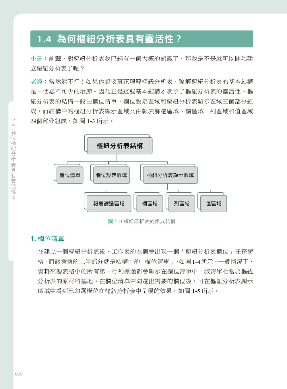 極速報表製作術 Excel 樞紐分析應用全攻略-preview-3