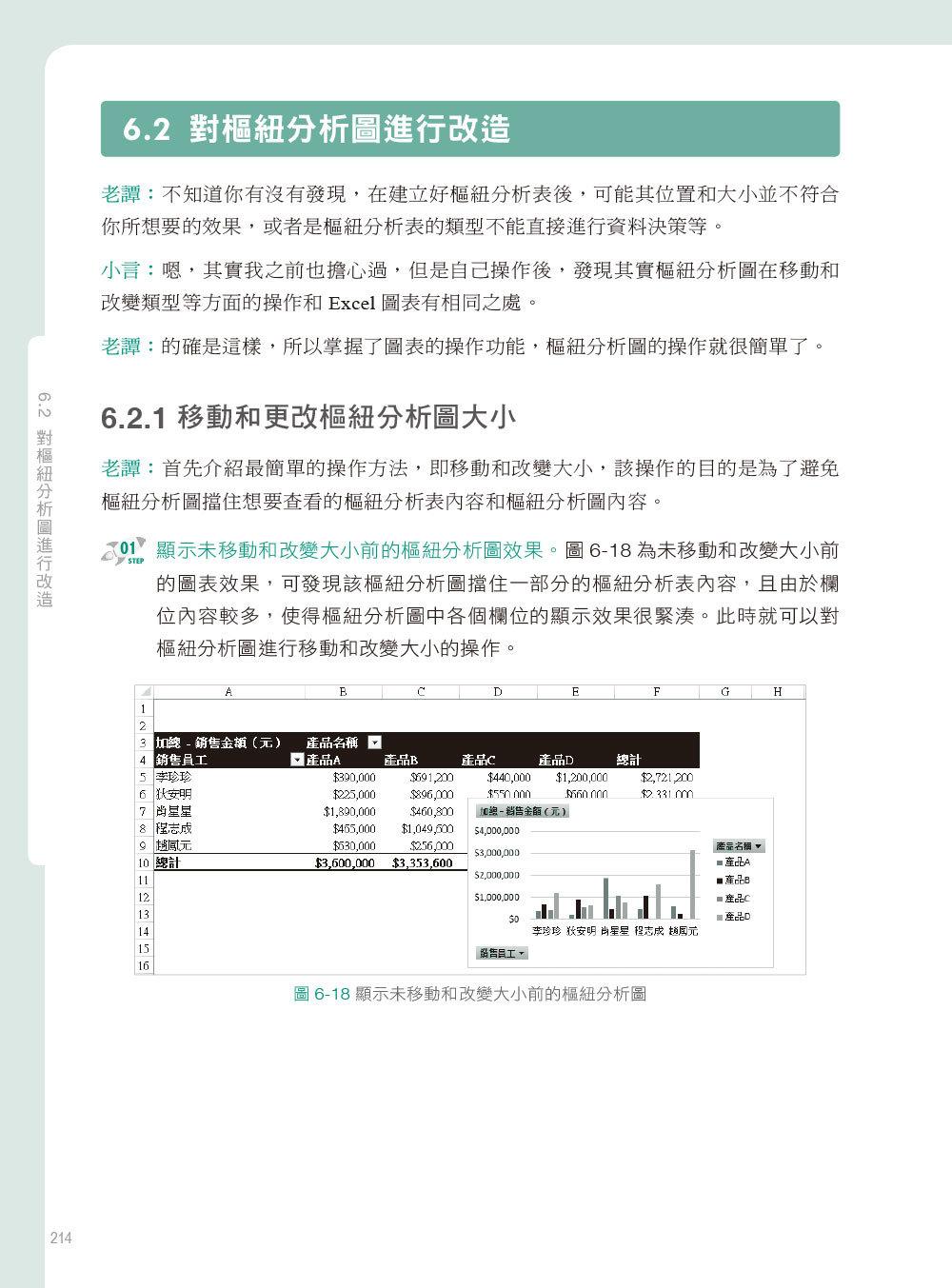 極速報表製作術 Excel 樞紐分析應用全攻略-preview-9