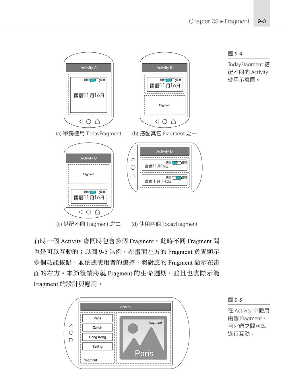 Android 應用程式設計 使用 Android Studio 3.X-preview-3
