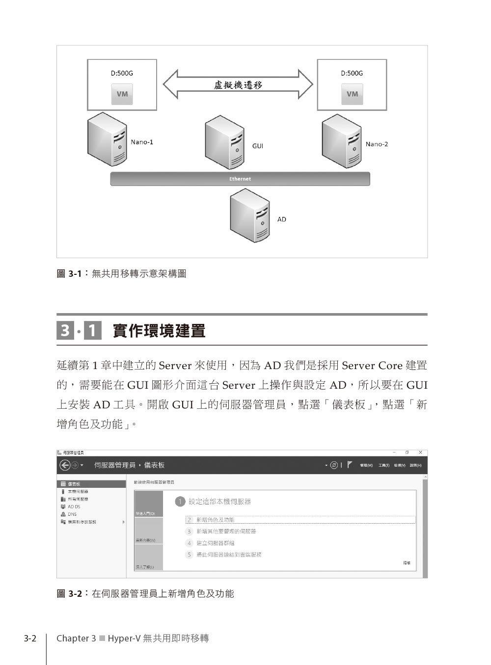 實戰高可用性 Hyper-V|使用 Nano Server 與 Server Core 建置永不停機系統-preview-3