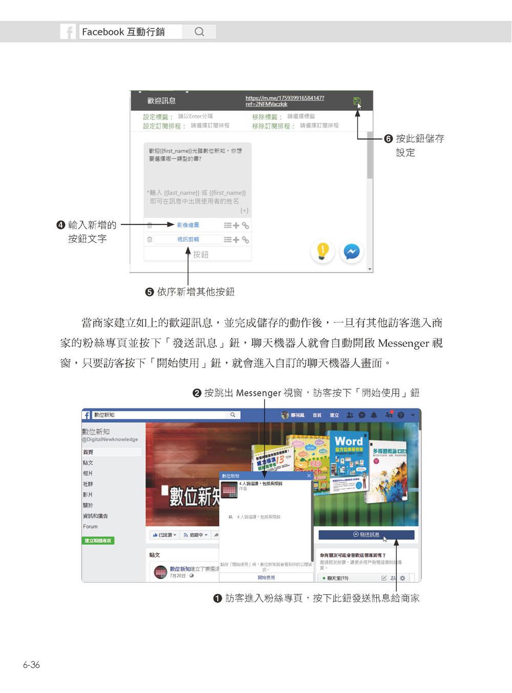 Facebook 互動行銷:社群口碑經營新思路+廣告投放如何有成效,想做好臉書行銷,操作心法就在這!-preview-24