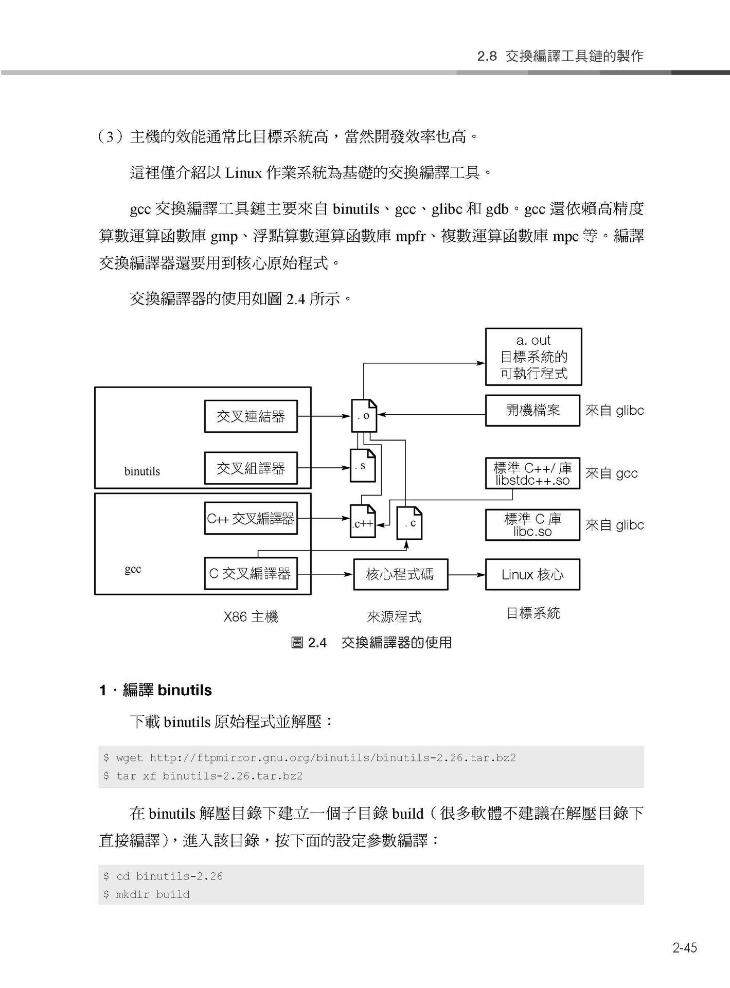 物聯網之作業系統 -- 嵌入式 Linux 開發實作-preview-11