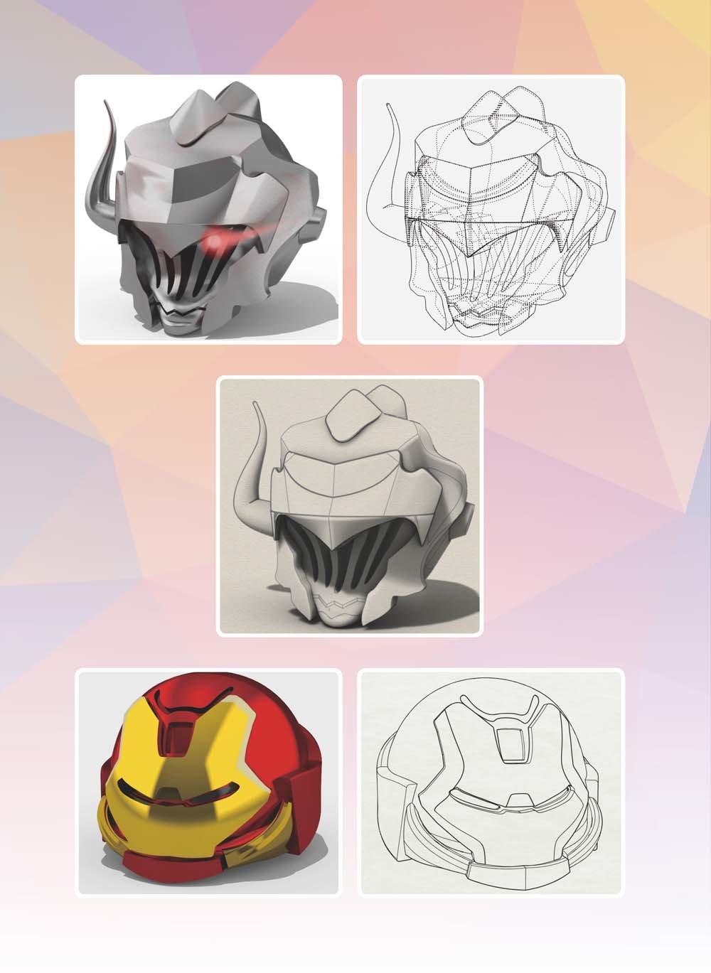 Rhinoceros 6 全攻略:自學設計與 3D建模寶典-preview-12