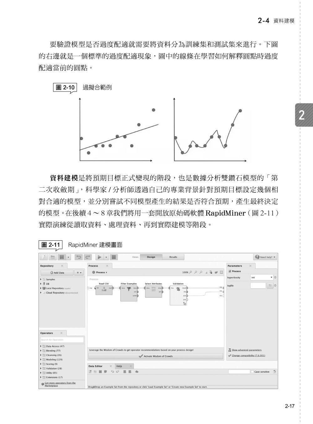 不懂程式也能學會的大數據分析術 - 使用 RapidMiner-preview-3