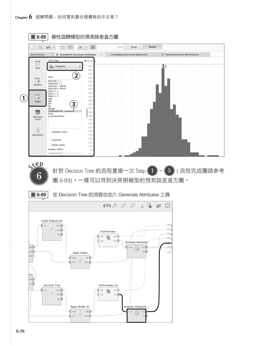 不懂程式也能學會的大數據分析術 - 使用 RapidMiner-preview-9