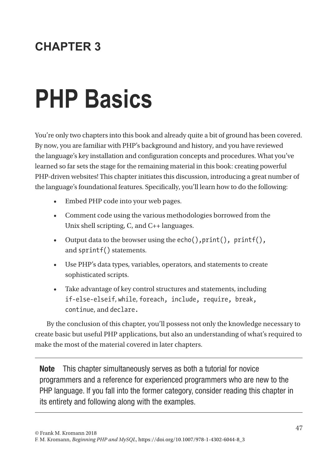 Beginning PHP and MySQL: From Novice to Professional-preview-3