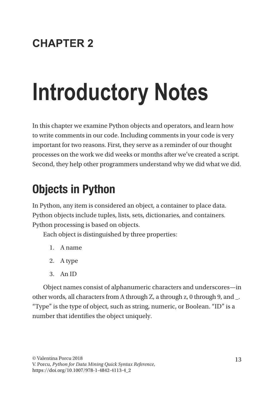 Python for Data Mining Quick Syntax Reference-preview-1