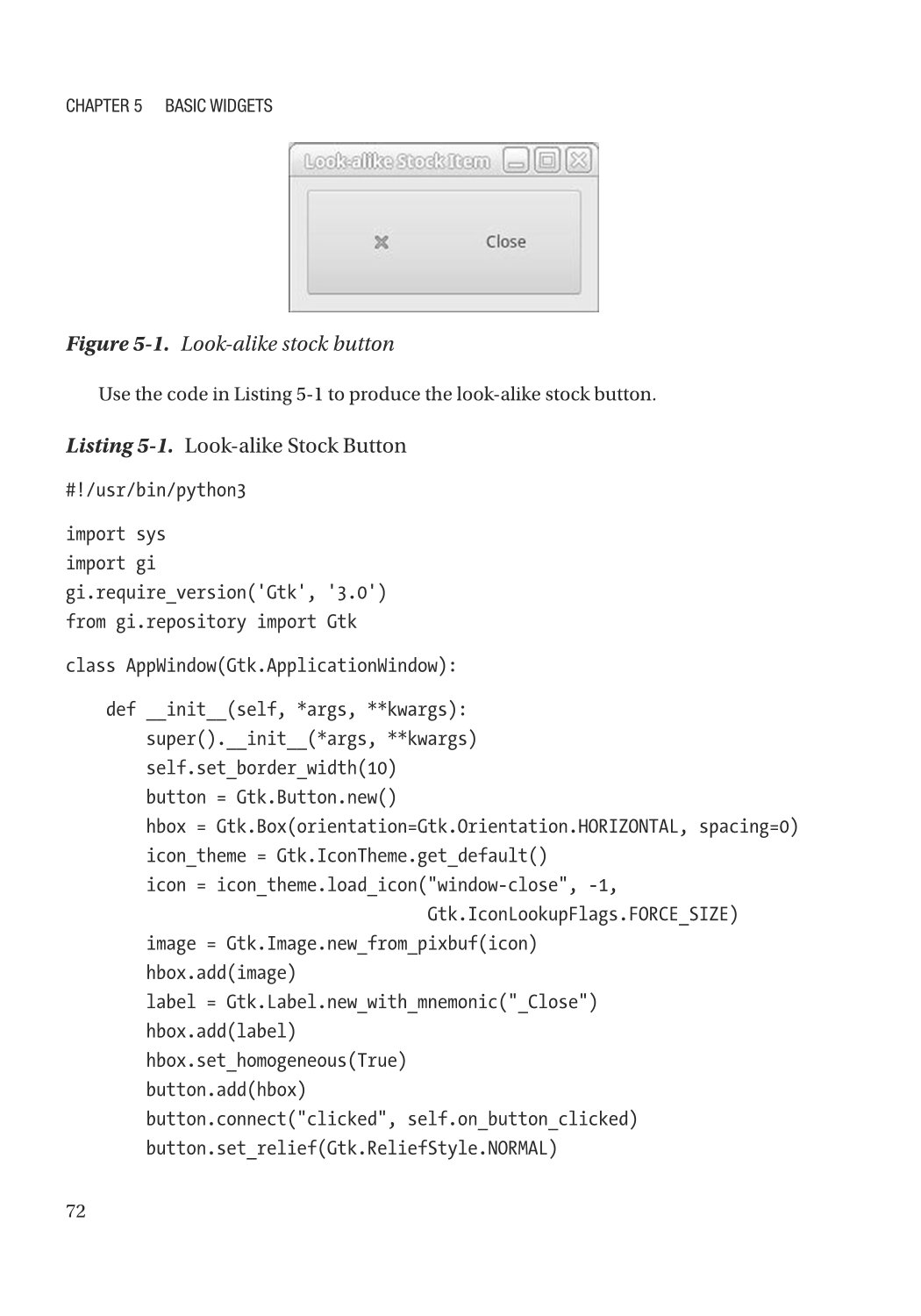 Foundations of PyGTK Development: GUI Creation with Python-preview-6