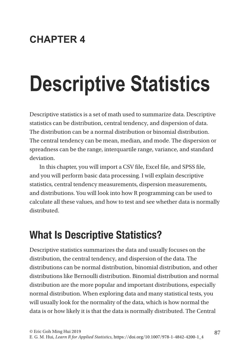 Learn R for Applied Statistics: With Data Visualizations, Regressions, and Statistics-preview-2