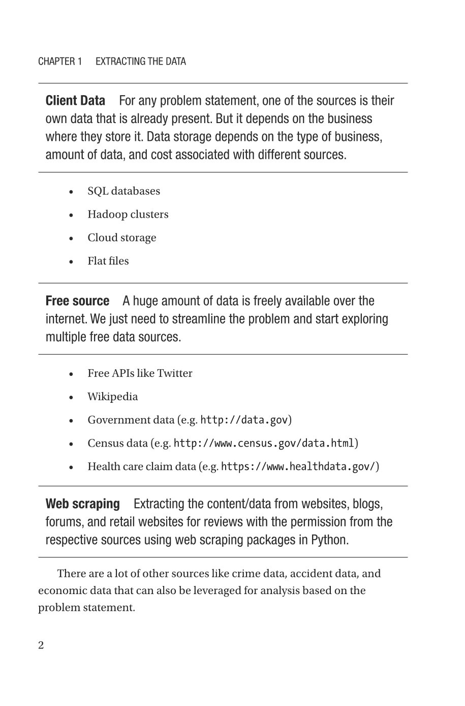 Natural Language Processing Recipes: Unlocking Text Data with Machine Learning and Deep Learning using Python-preview-5
