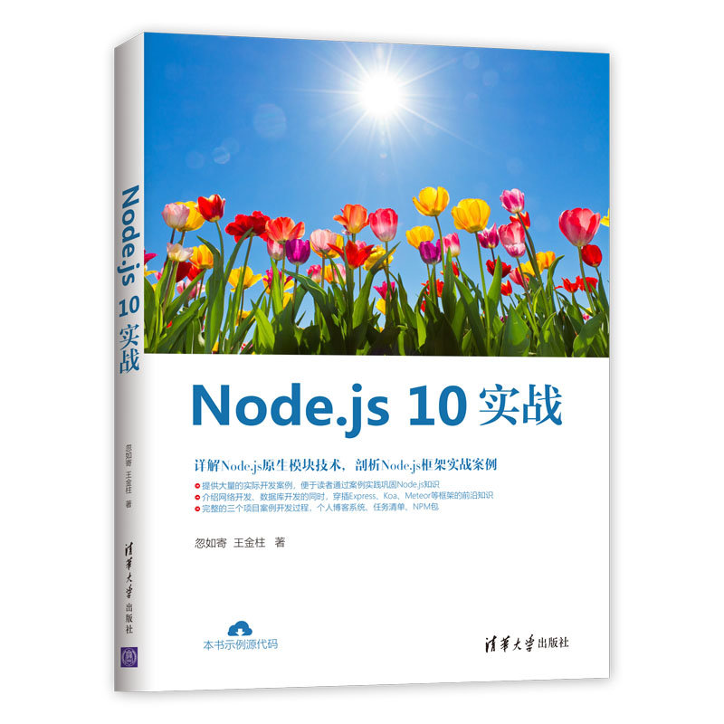 Node.js 10實戰-preview-2