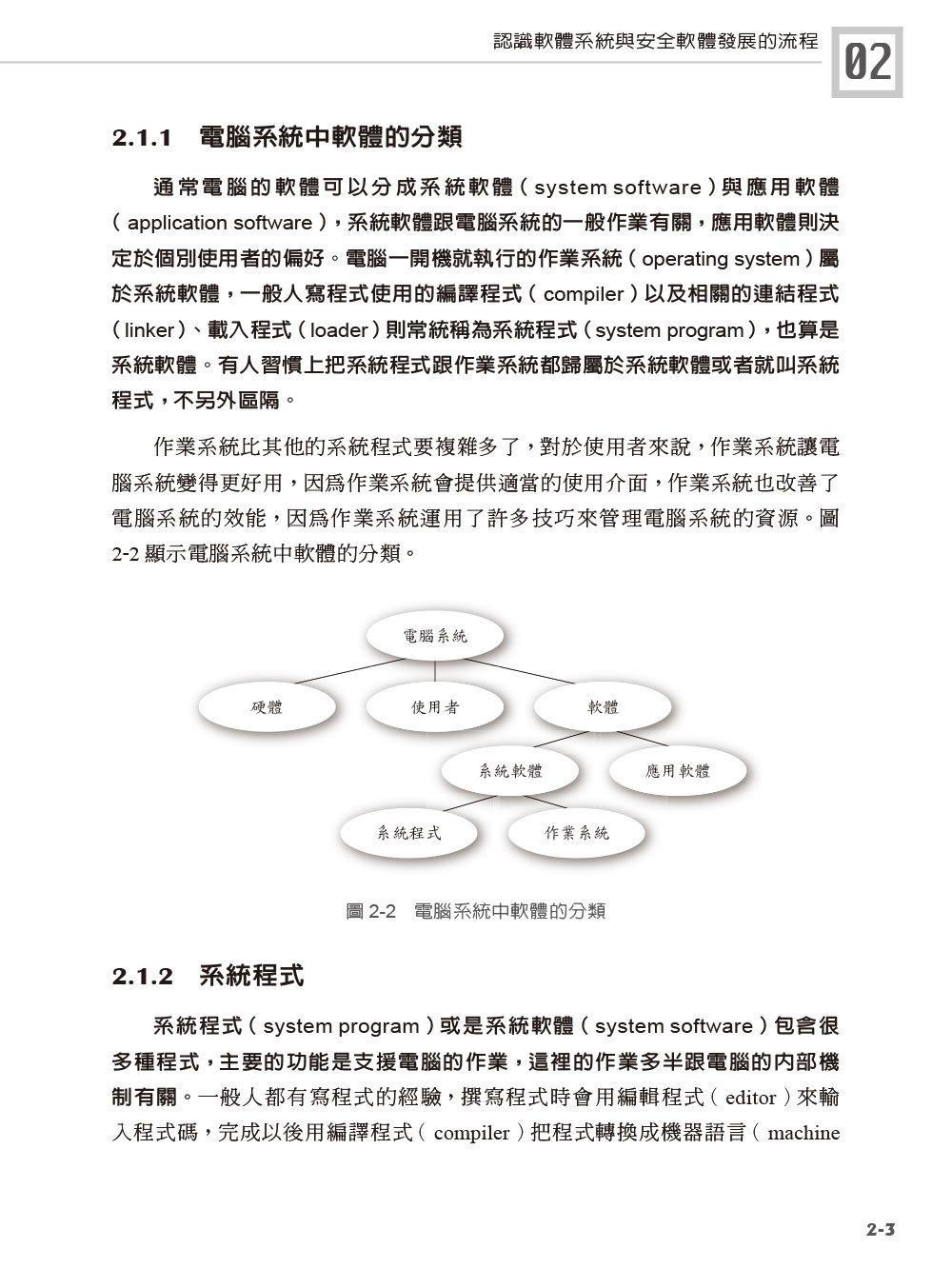 軟體工程理論與實務應用, 5/e-preview-2
