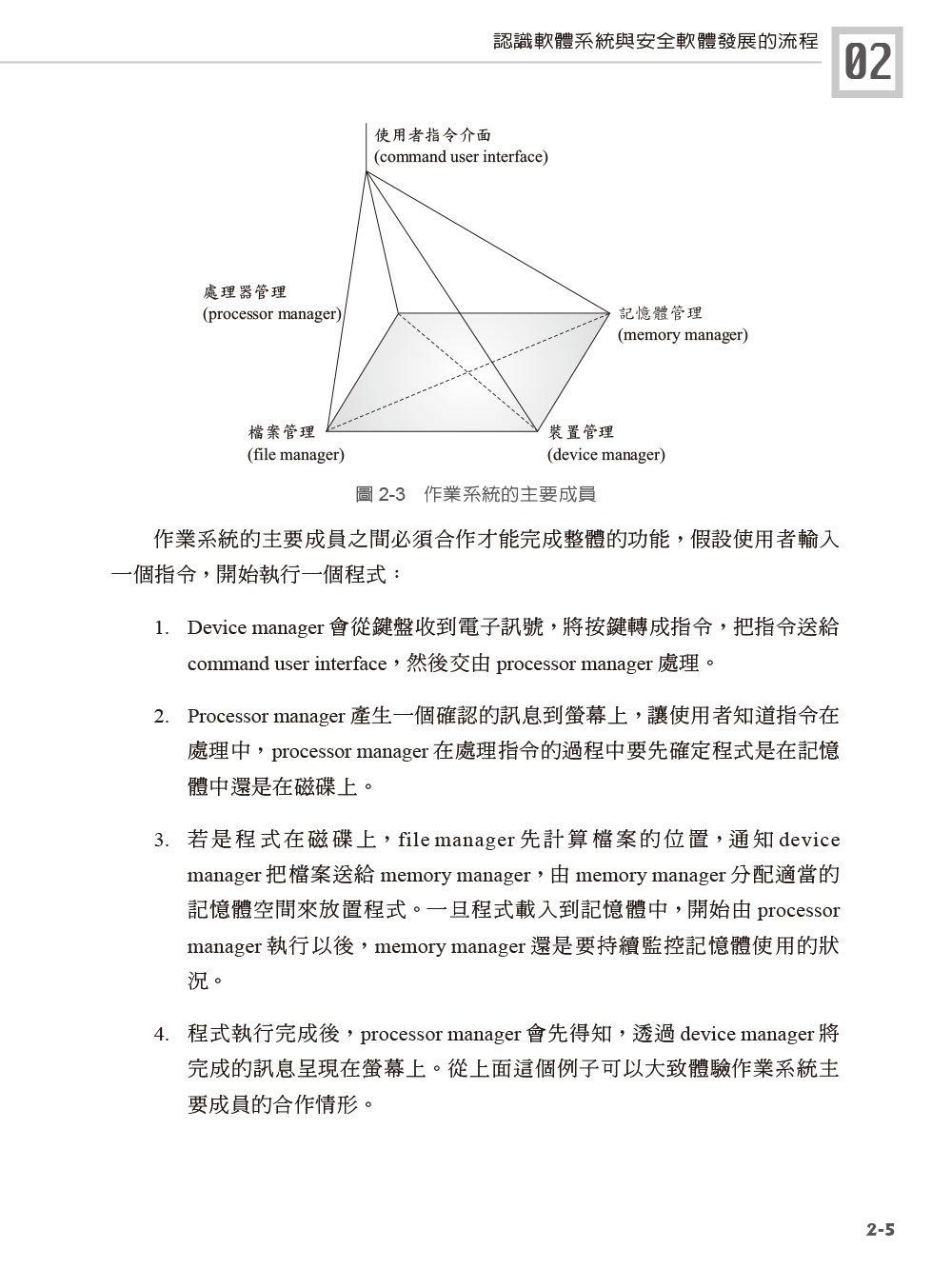 軟體工程理論與實務應用, 5/e-preview-4