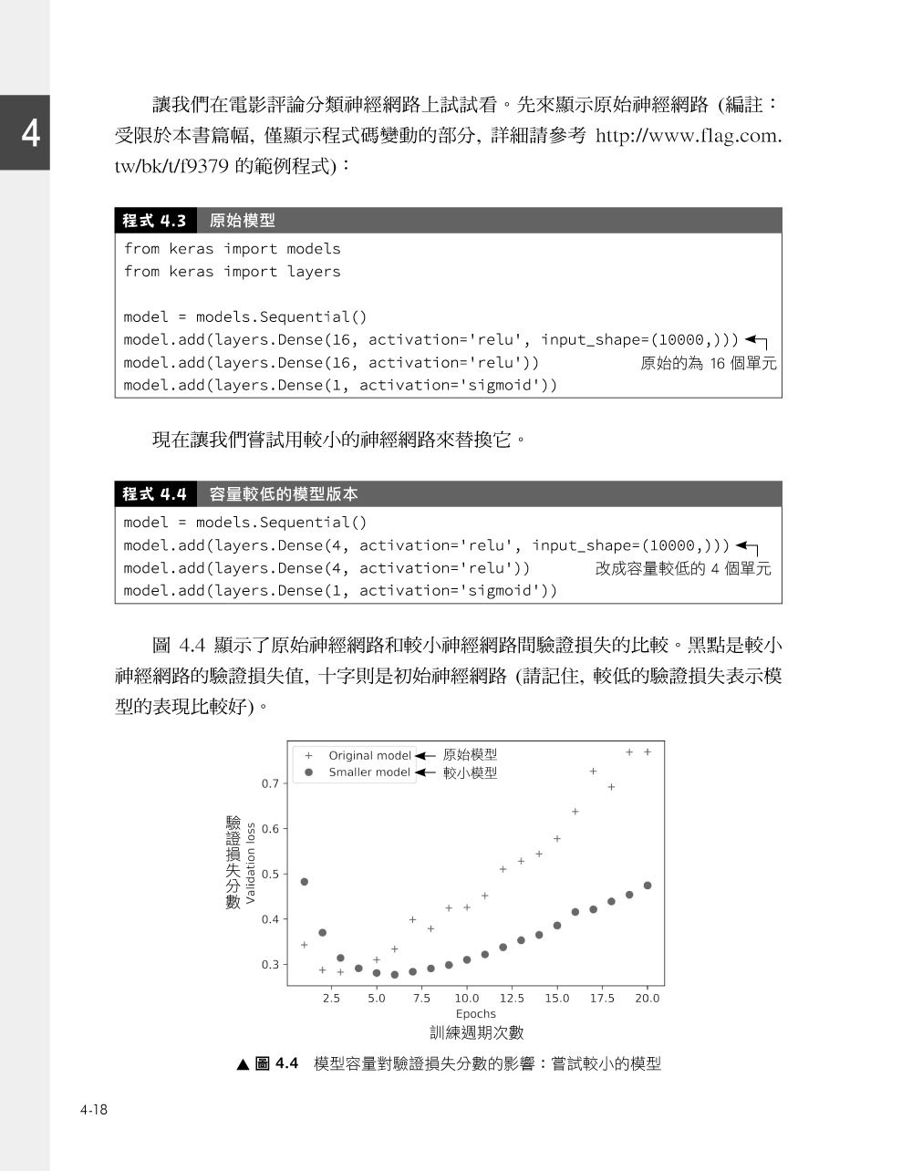 Deep learning 深度學習必讀 - Keras 大神帶你用 Python 實作 (Deep Learning with Python)-preview-4