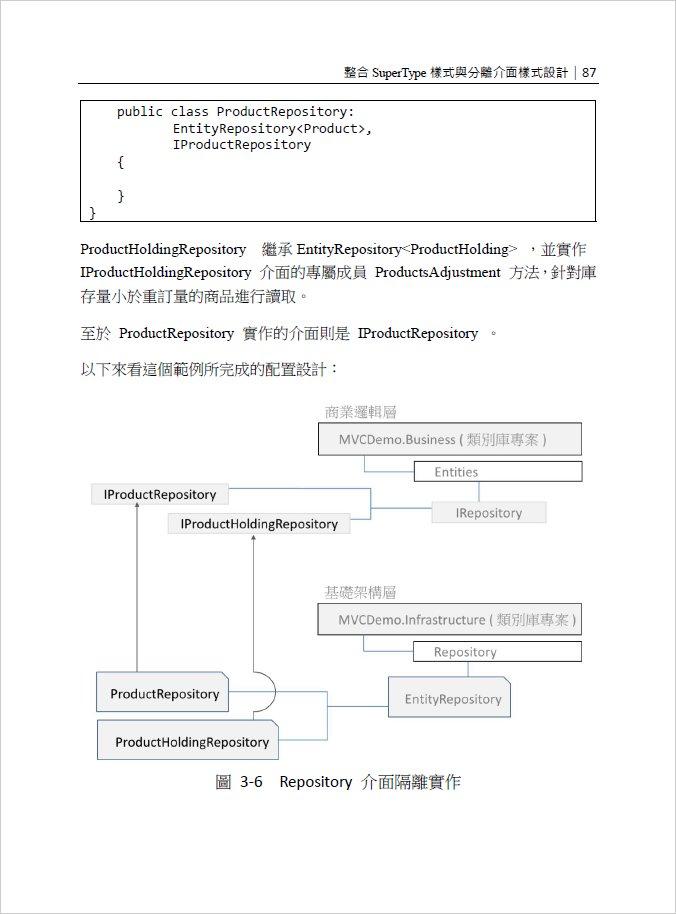 商業級 ASP.NET MVC 樣式與架構實務-preview-4