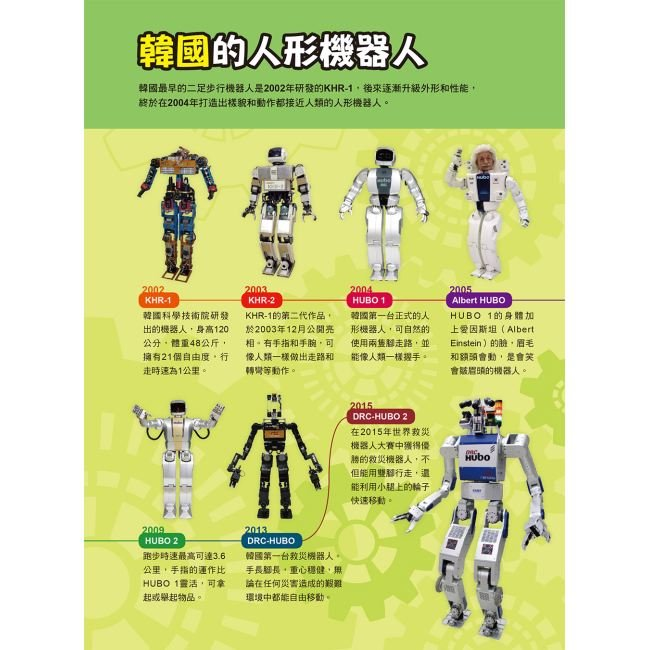漫畫大英百科【科技5】:機器人-preview-4