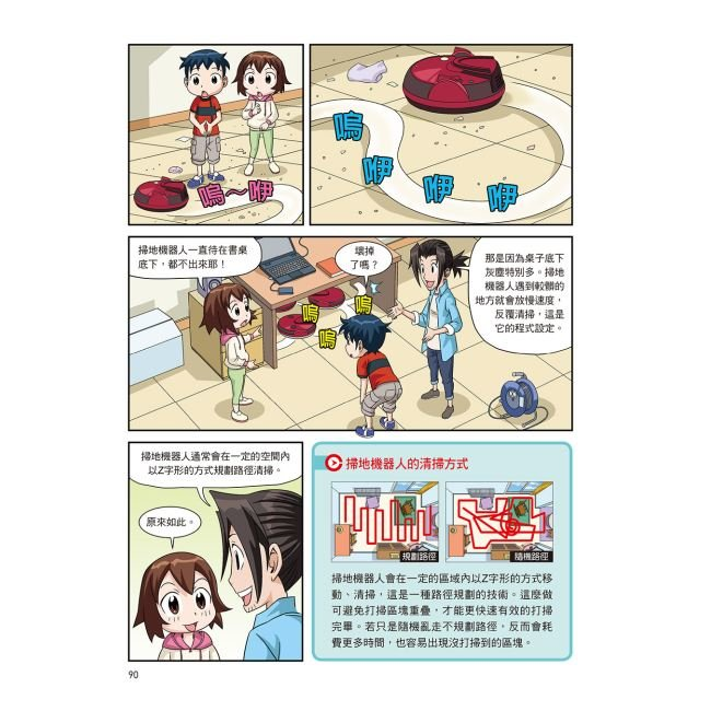 漫畫大英百科【科技5】:機器人-preview-5