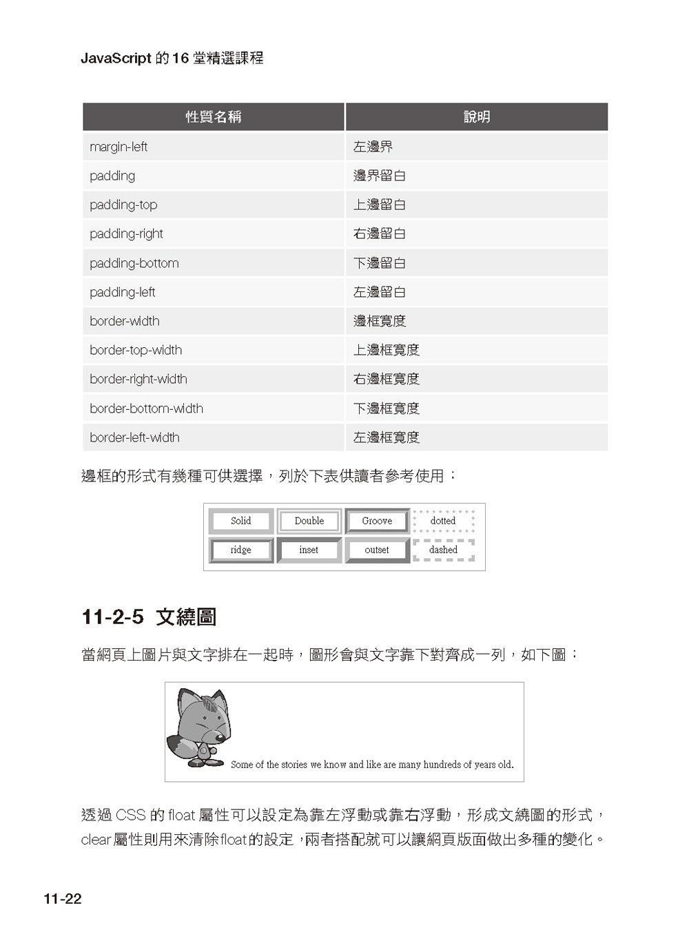 JavaScript 精選 16堂課:網頁程式設計實作-preview-9