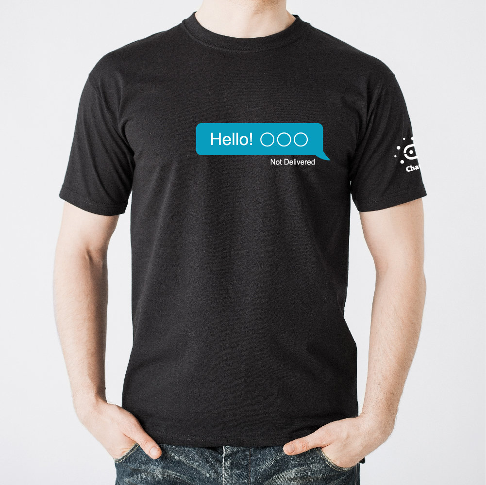 ChatBot Developers Taiwan 聯名 T-shirt(XL號)-preview-1