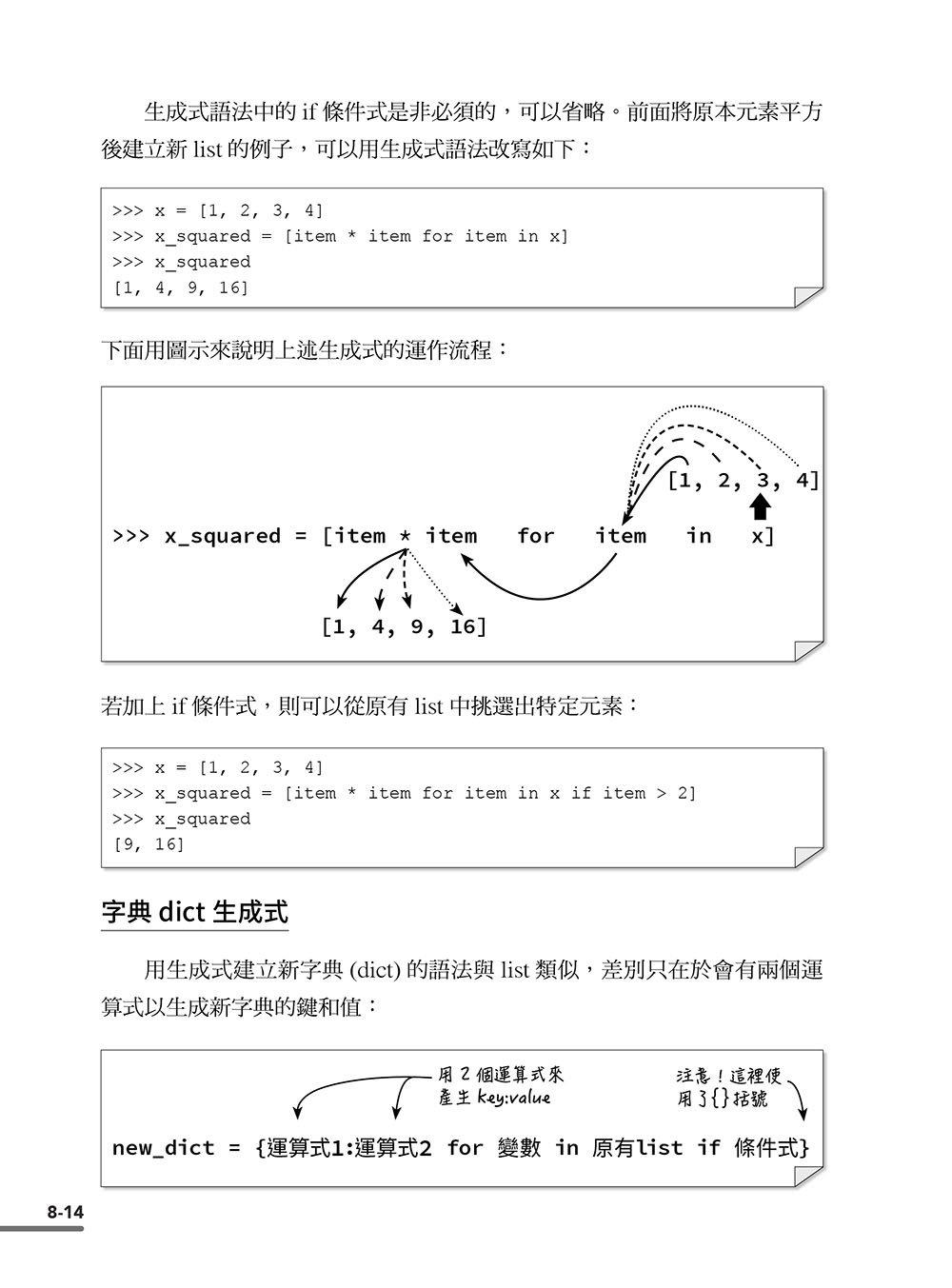 Python 技術者們 - 練功!老手帶路教你精通正宗 Python 程式 (The Quick Python Book, 3/e)-preview-3
