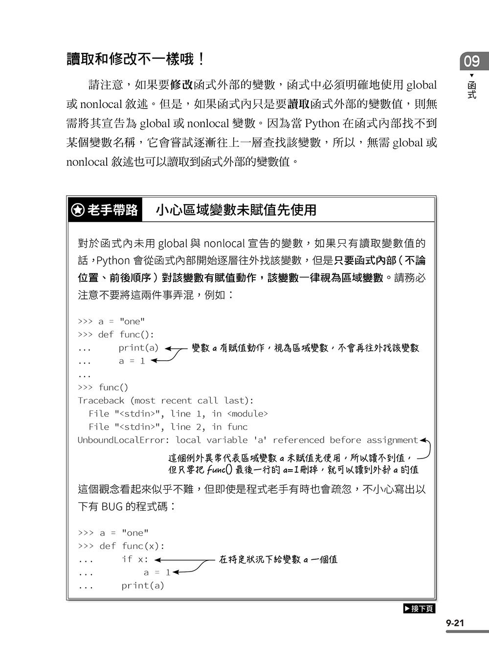 Python 技術者們 - 練功!老手帶路教你精通正宗 Python 程式 (The Quick Python Book, 3/e)-preview-6