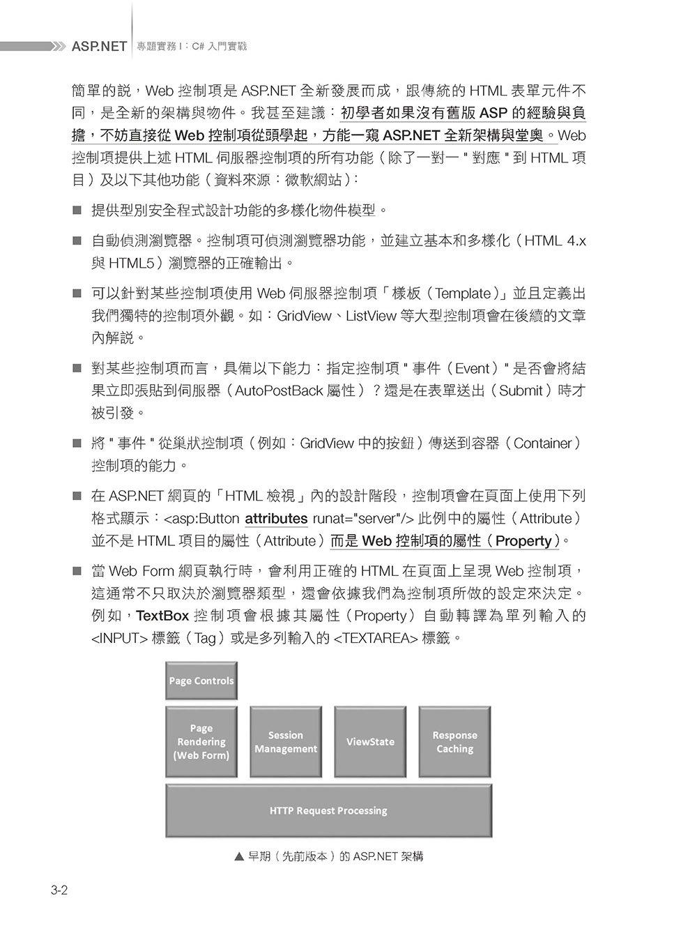 ASP.NET 專題實務 (I):C# 入門實戰-preview-2