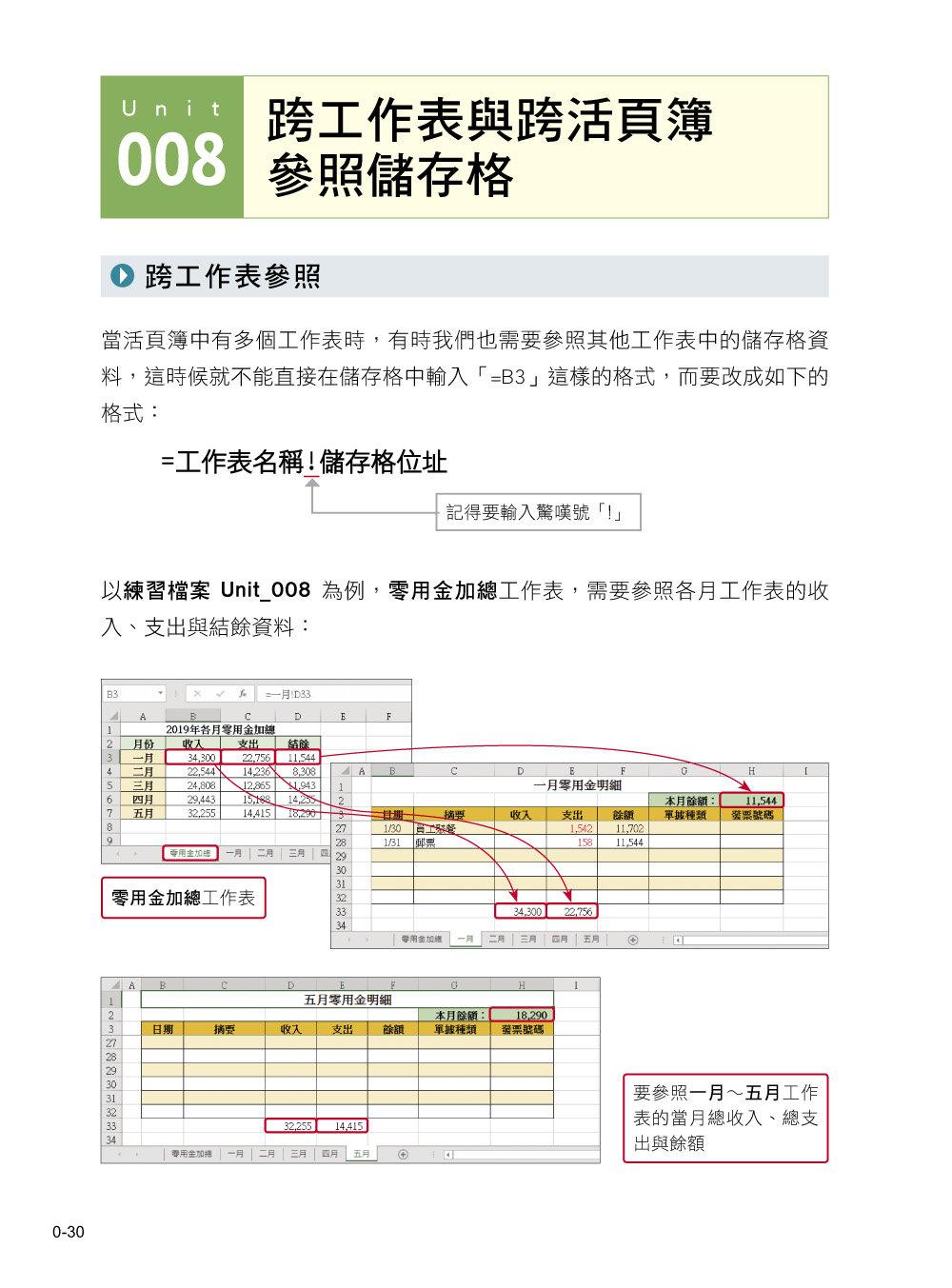 邁向加薪之路!從職場範例學 Excel 函數✕函數組合應用-preview-3