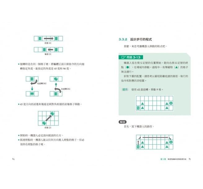 [全圖解] 寫給所有人的運算思維入門:5堂基礎課程+演算法練習,邊做邊學,建構邏輯思考、培養程式設計核心能力的原理和應用-preview-3